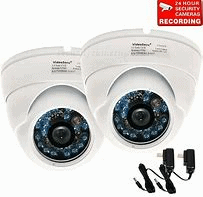 Wide Angle Security Camera
