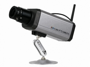 Wireless Security Camera Remote Viewing