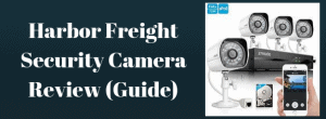 Harbor Freight Security camera