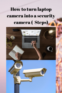 laptop camera security