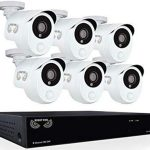Night Owl Security HD201-86P-B Video Security Camera DVR with 1 TB HDD & 6 x 1080p