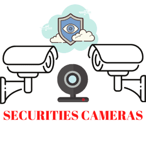 Securities Cameras Logo